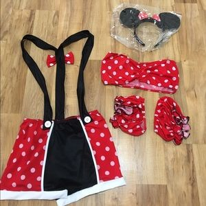 3 Wishes Other - Minnie Mouse costume