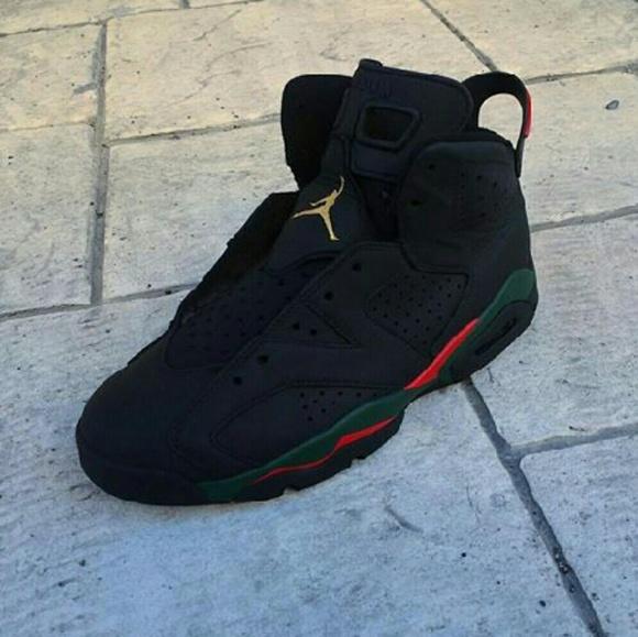 e0fa1cb425c Jordan Shoes | 6 Low Gucci Color Way | Poshmark