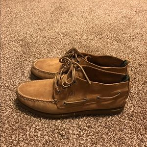 Sperry Shoes | Sperry Mid Top Loafers