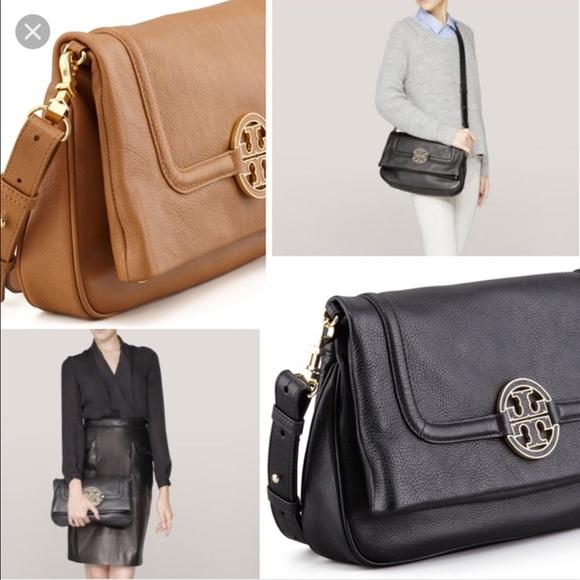 9aae4444966d5 NWT💋Tory Burch💋Amanda Foldover Messenger Bags