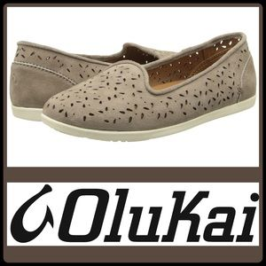 "OluKai Shoes - ""SLIP-ON"" MOMI FLATS"