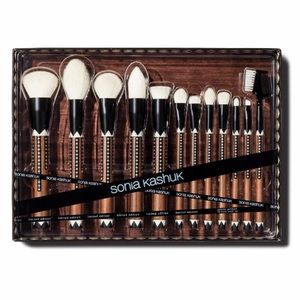 Sonia Kashuk Other - Sonia Kashuk Limited Edition Brush Set - 12 pieces