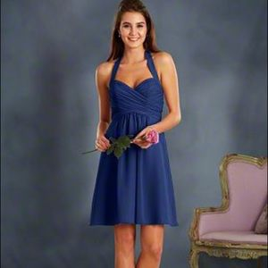Alfred Angelo Dresses & Skirts - Alfred Angelo 7372S  Navy