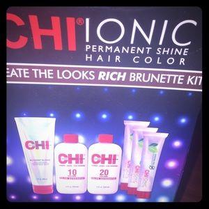 CHI® IONIC PERMANENT SHINE BURNETTE  HAIR COLOR