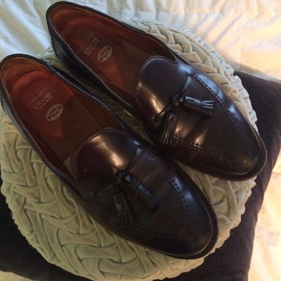 dd5f689addb3b Brooks Brothers Cordovan tassel loafers