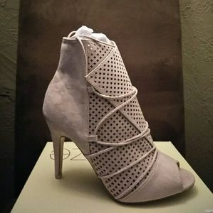 Shoes - Lace Up Booties
