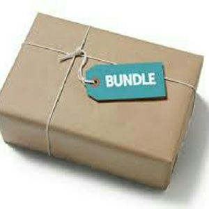 Free shipping on all bundles