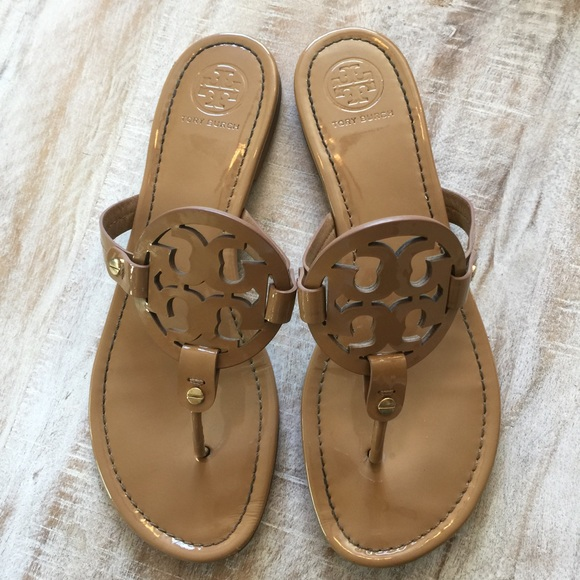 49 Off Tory Burch Shoes Tory Burch Miller Sandal Sand