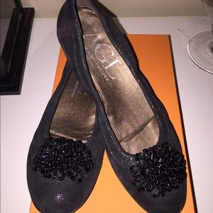 AGL - attilio giusti leonbruni black dress flats