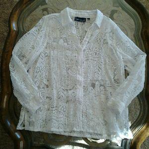 Susan Graver  Tops - 🇺🇸SALE🇺🇸 Susan Graver Style sz Lg shirt