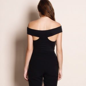 Bare Anthology Tops - Cut Out Bodysuit