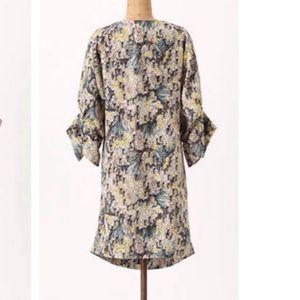 a34357b101 Anthropologie Dresses - Anthropologie Rutzou Critter Carnival Dress Silk