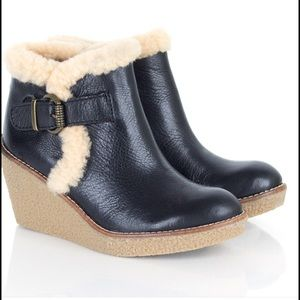 Sam Edelman Jayla booties, 8.5
