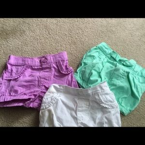 Other - 3 pairs of shorts