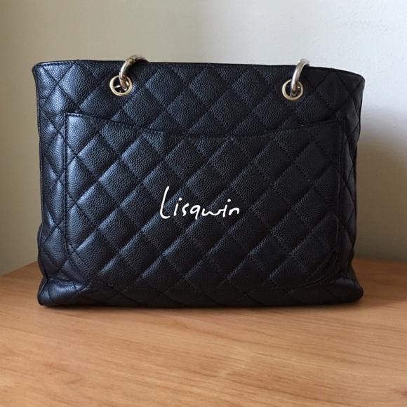 9672a52366e5 CHANEL Handbags - 💯% Chanel GST Gold Chain 💜