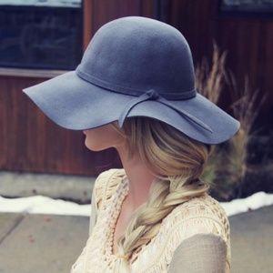Accessories - Boho Floppy Hat