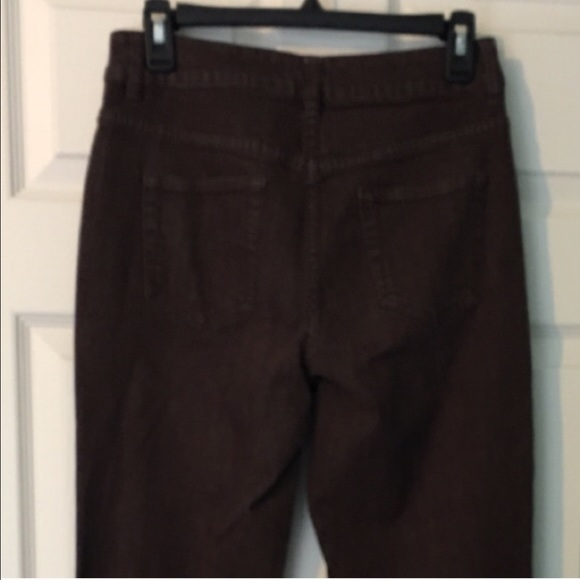 Coldwater Creek Jeans - Coldwater Creek Brown Jeans sz 4 Boot Cut