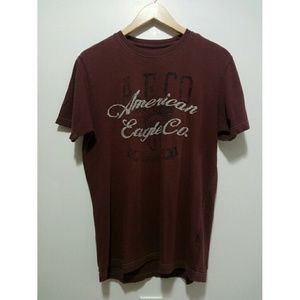 American Eagle Outfitters Other - American Eagle men's maroon shirt