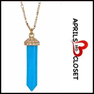 Karen Kane Jewelry - ❗1-HOUR SALE❗Czech Crystal Pendant Necklace