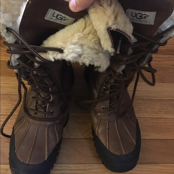 0194f16a4fe Ugg Adirondack Tall Snow Boot 10