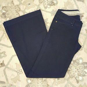 Gap Jeans Limited Edition Flare Leg Pants