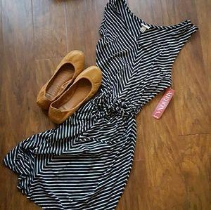 Merona striped dress