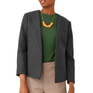 Kate Spade Saturday Behind the Seams Blazer Sz L