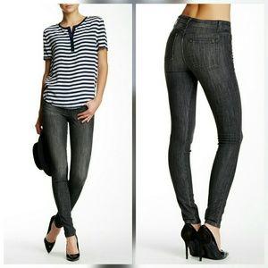 Hudson Jeans Denim - Joe's Skinny Gray Jeans Nicolien