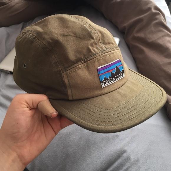 Patagonia 5 panel hat. M 5823a3d79c6fcfc5a00850f3 85090662084