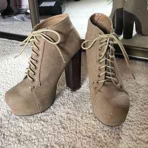 Jeffrey Campbell Shoes - Booties