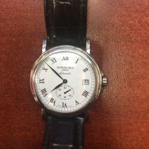 Raymond Weil Jewelry - Raymond Weil automatic watch