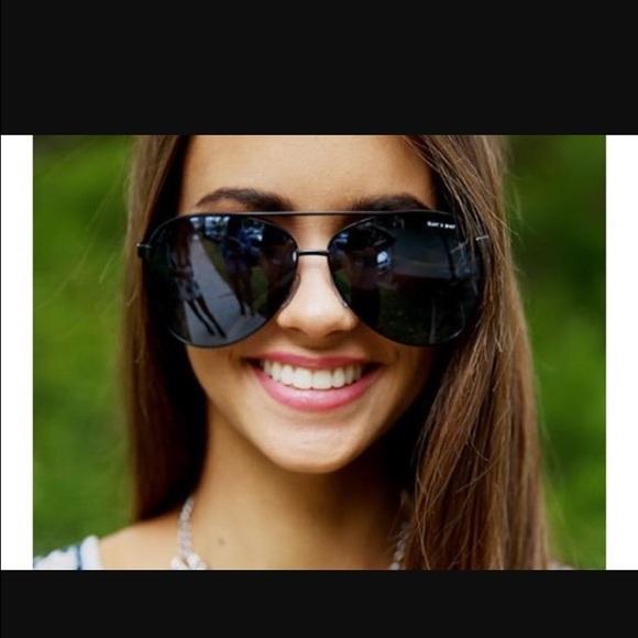 b5512b5e2a Black Quay Vivienne sunglasses large aviator. M 5823aca39c6fcf7416001382