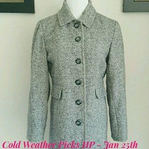WORTHINGTON | Tweed Coat