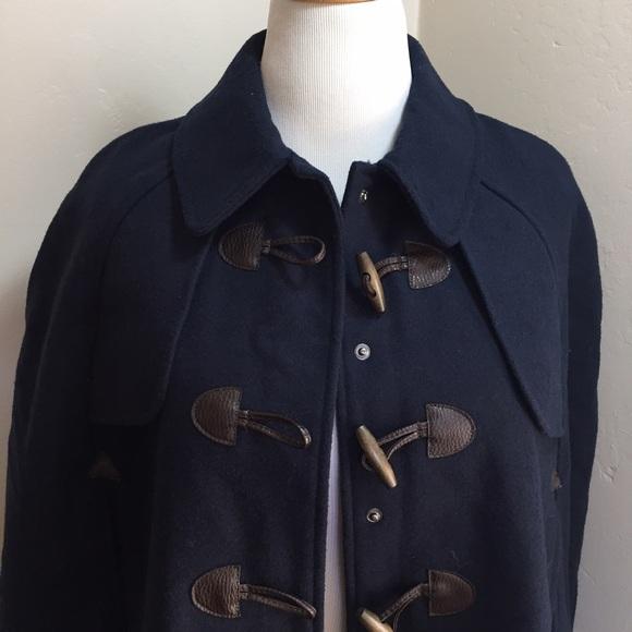 1adb196d7c43 Maison Jules Jackets & Coats   Fauxleathertrim Toggle Cape B61 ...