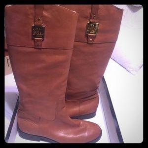 Ralph Lauren Jaden polo boots