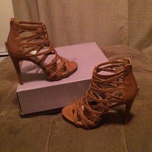New jennifer lopez fashion open toe heels