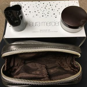 Laura Mercier Other - Laura Mercier face brush set