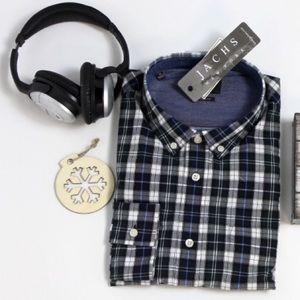 Jachs NY Other - Ashton Kutcher's pick: Jachs NY Plaid Shirt