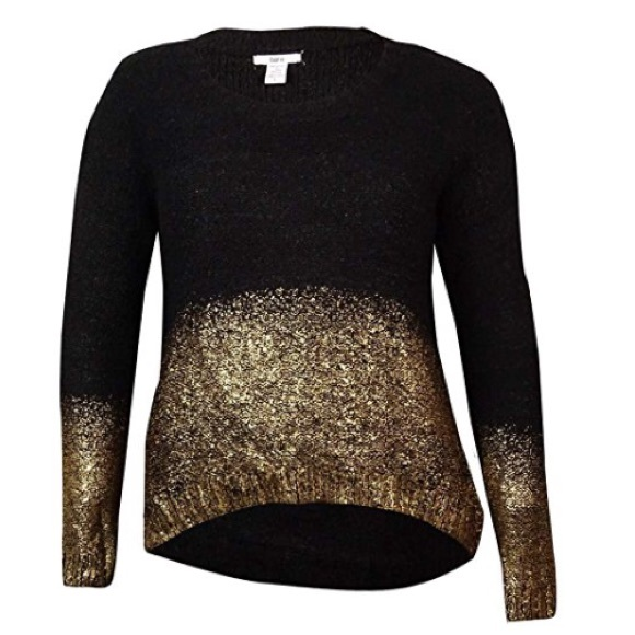 695b2d198 Bar III Sweaters | Bar Lll Womens Wool Blend Boucle Pullover Sweater ...