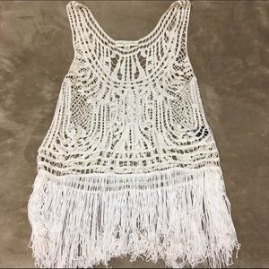 Staring At Stars Crochet Top