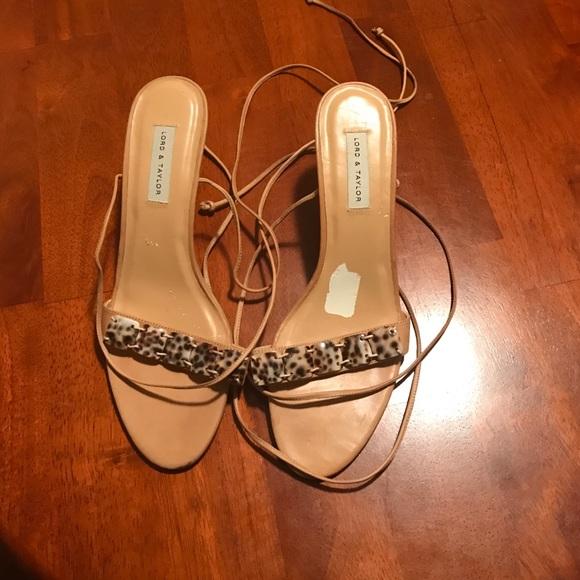 Shoes   Shoe Sale Lord Taylor Lace Ups