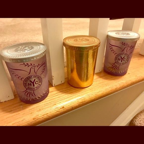 Bond No 9 Other - BOND No 9 Candle Jars