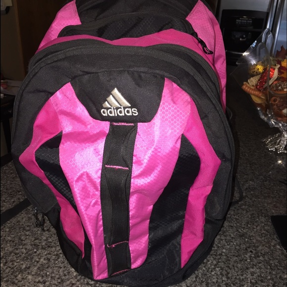 91343abb2f58 Adidas Handbags - Extra large Adidas Backpack ..💕