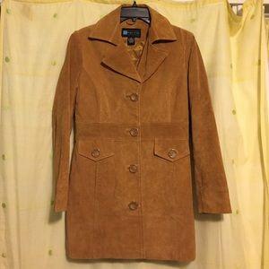 Relativity Leather Jacket