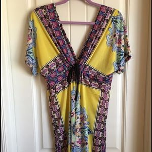 Unbranded Dresses & Skirts - Yellow dress or tunic coverup