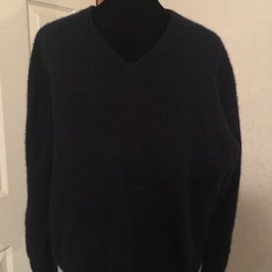 Jos A. Bank Other - Jos A. Bank Navy cashmere sweater XXL.