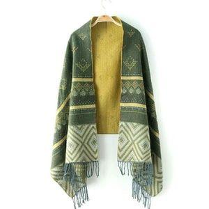 Accessories - Navajo Blanket Wrap