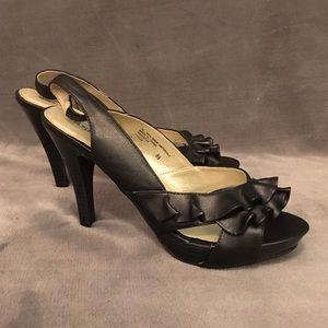 NWOT Black Heels