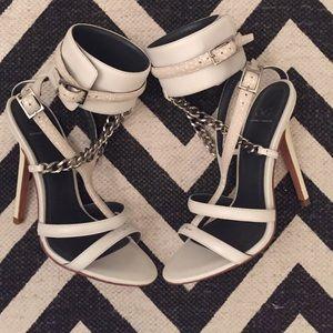 Monika Chiang Shoes - Monika Chiang chain cuff sandals