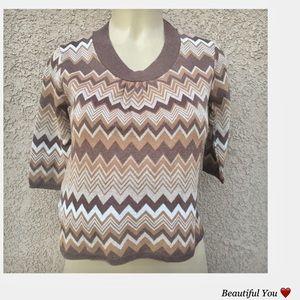 Sweaters - ❤Aztec print sweater